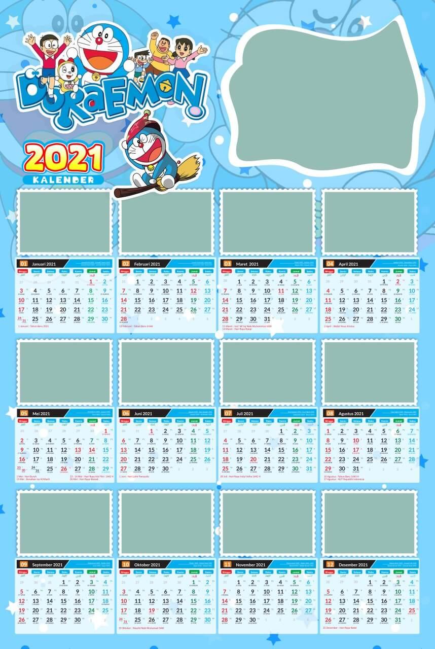 kalender 2021 template 4