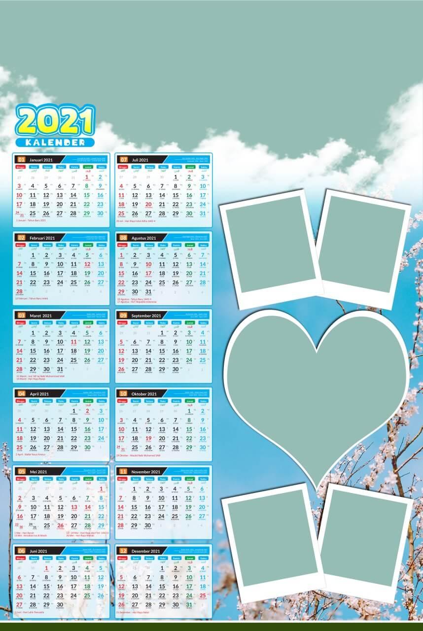 kalender 2021 template 15