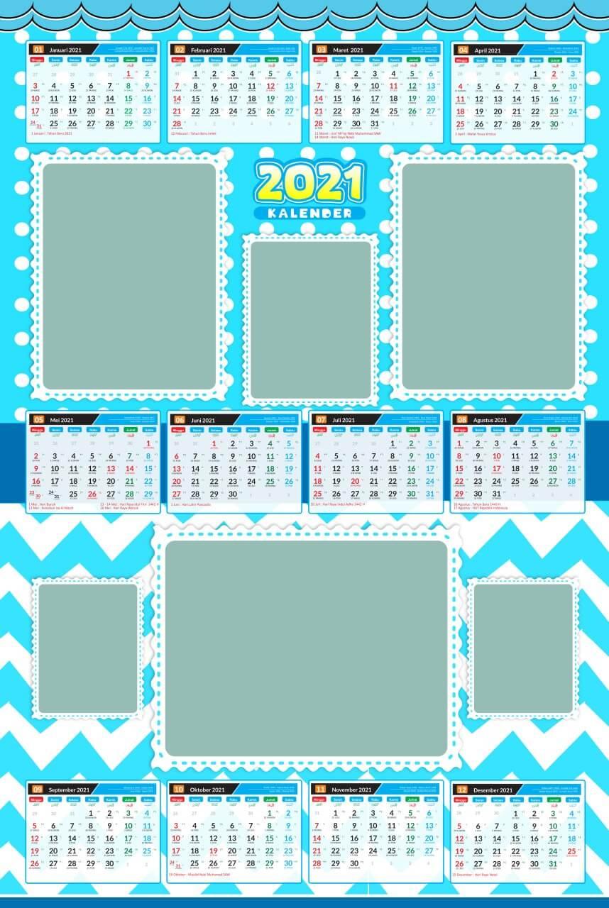 kalender 2021 template 20
