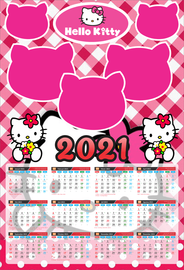 2021 - HELLO KITTY