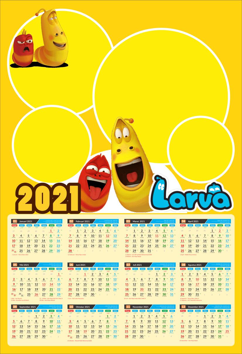 2021 - LARVA