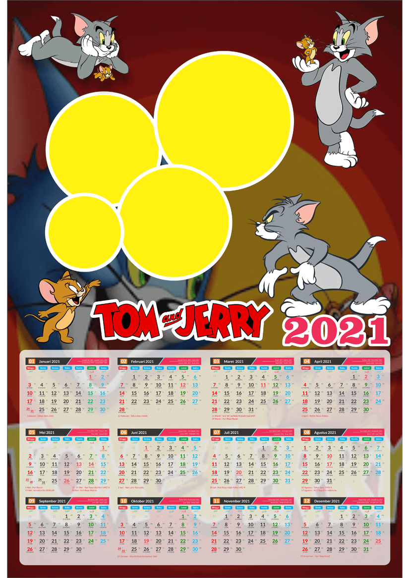 2021 - TOM _ JERRY